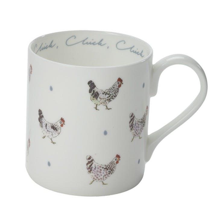 'Chicken' Mug - Large
