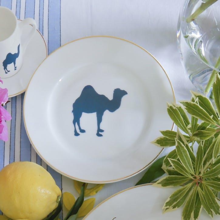 Camel Side Plate