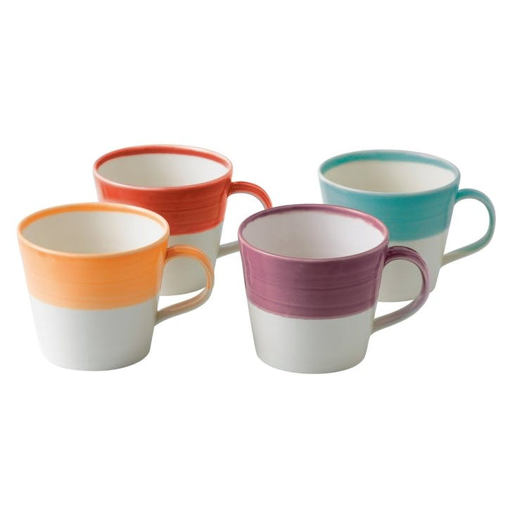 1815 Brights Mug, Set of 4