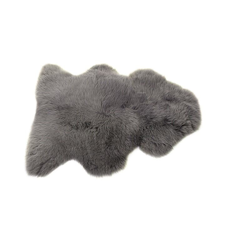 Baa Stool Sheepskin Rug, Slate Grey