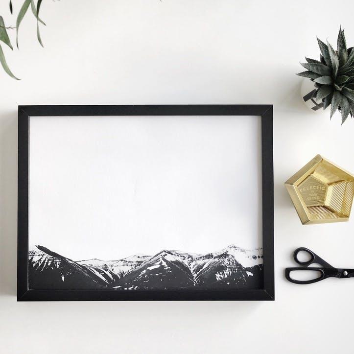 Mountain Print - 50 x 70cm