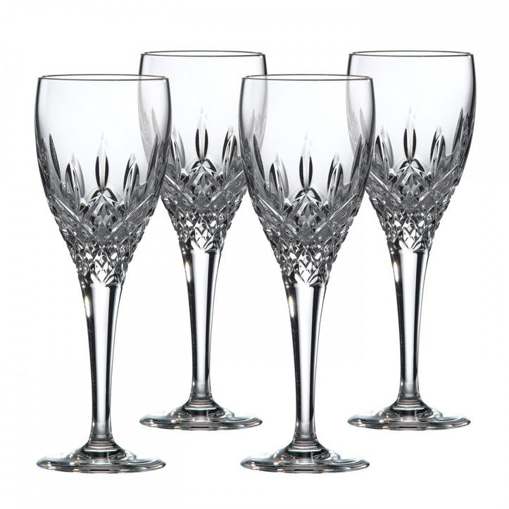 Highclere Sherry Glasses, Set of 4