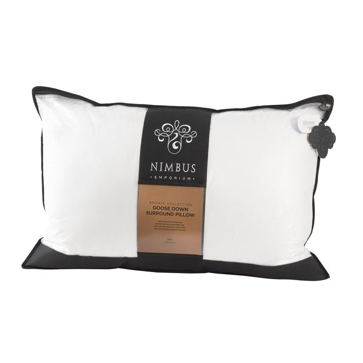 Bronze Collection Goose Down Pillow