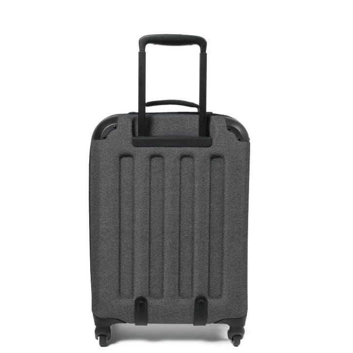 Tranzshell Suitcase - Small; Black Denim