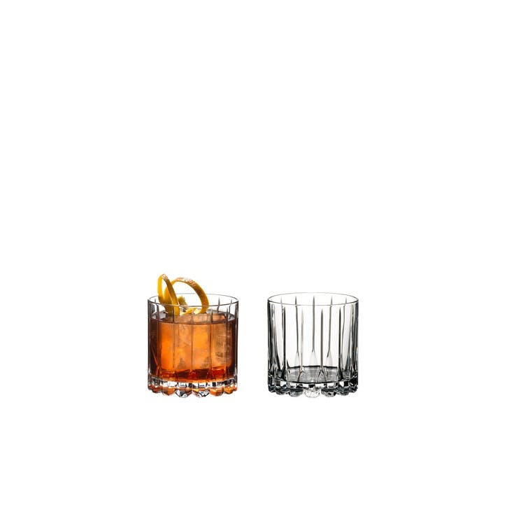 Drink Specific Rocks Glass, Set of 2
