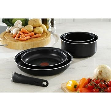 Ingenio Essential Pans, Set of 5