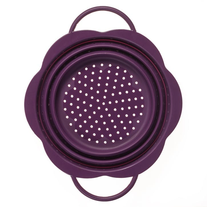 Collapsible Sieve, Purple