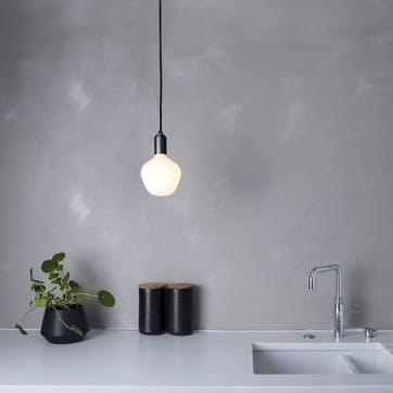 Enno 6W LED Shaped bulb H18 x W13cm Clear