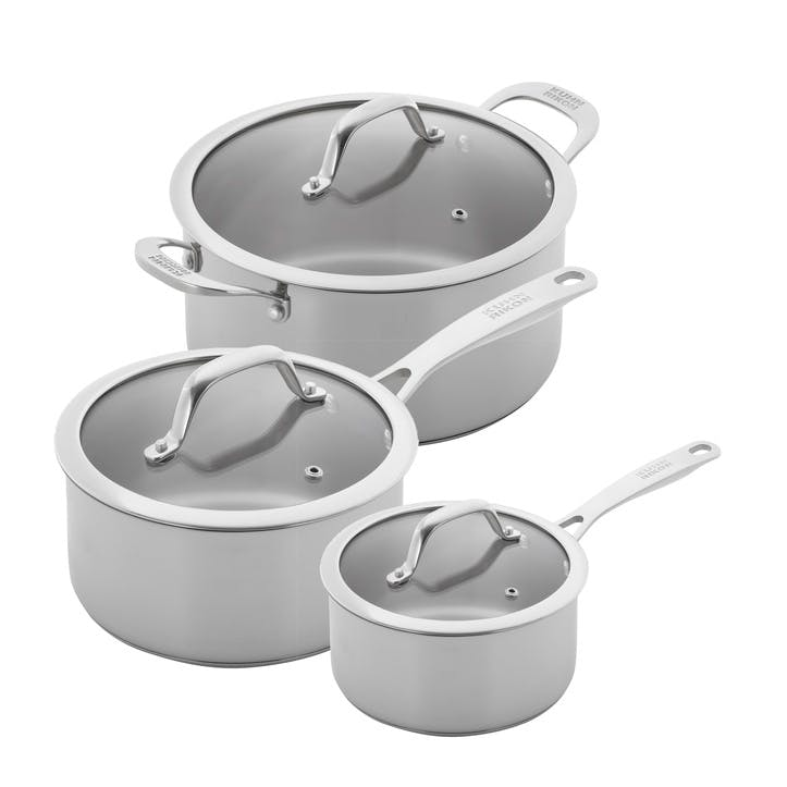 Allround Saucepan Set of 3