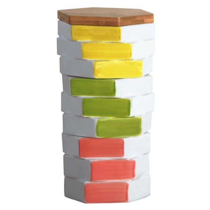Totem Ascent Stackable Storage Jar