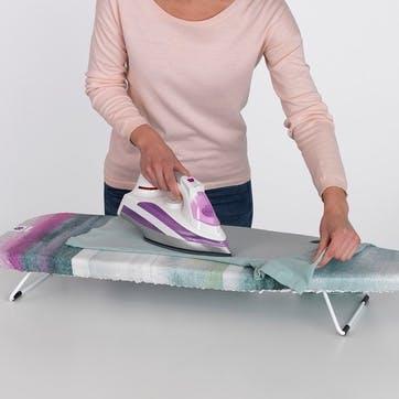 Linn Tabletop Ironing Board, Morning Breeze