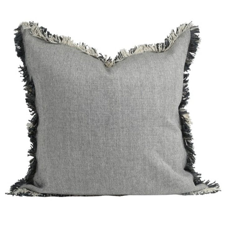 Heidi Cushion, Grey