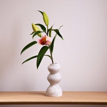Gravity Collection, Bubbly Bud Vase
