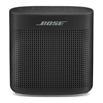 Soundlink Color II Portable Bluetooth Wireless Speaker; Black