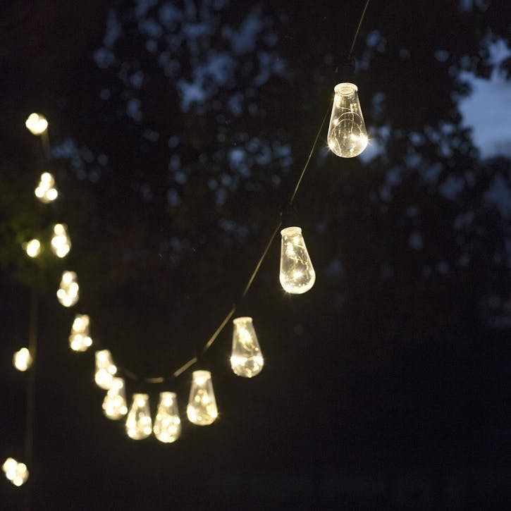 Festoon Lights, Squirrel, 20 Bulbs