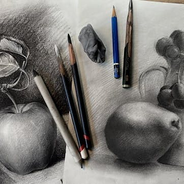 £50 Gift Voucher - Drawing/Painting Classes