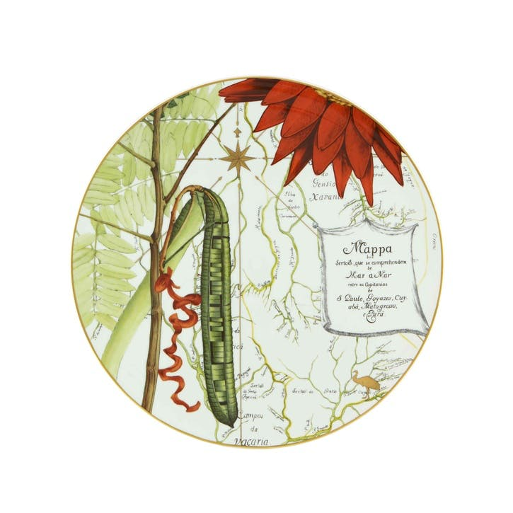 Amazonia Charger Plate