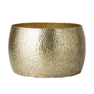 Hella Brass Coffee Table