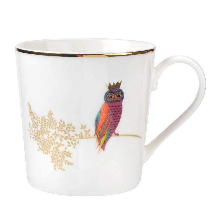 Opulent Owl Mug