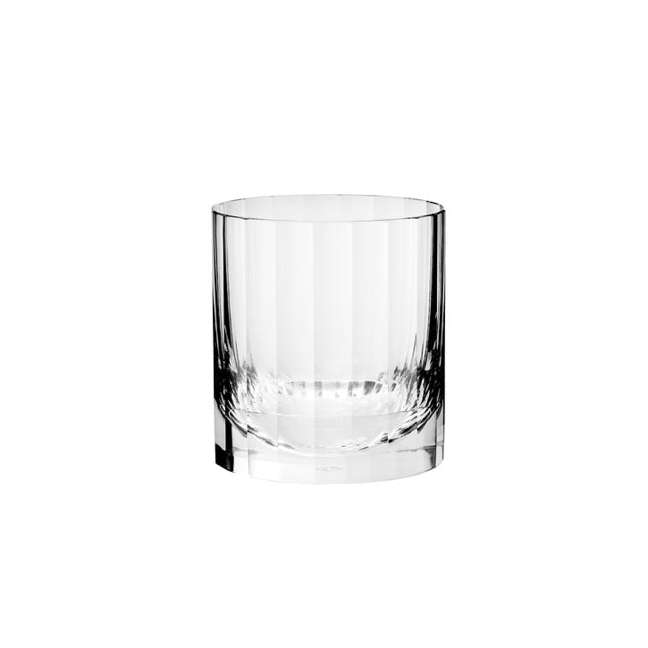 Fluted Single Old Fashioned Tumbler