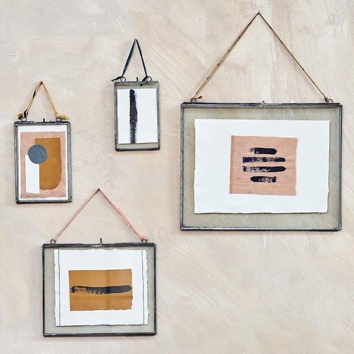 """Kiko Zinc Frame - 4 x 6"""", Landscape"""