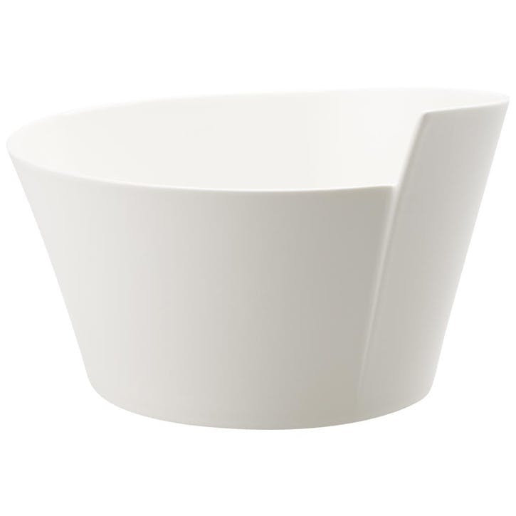 NewWave Salad Bowl / Soup Tureen 29cm White