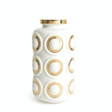 Futura Circles Vase