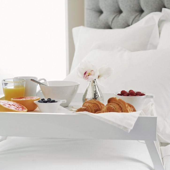 Honeymoon Breakfast in Bed £25