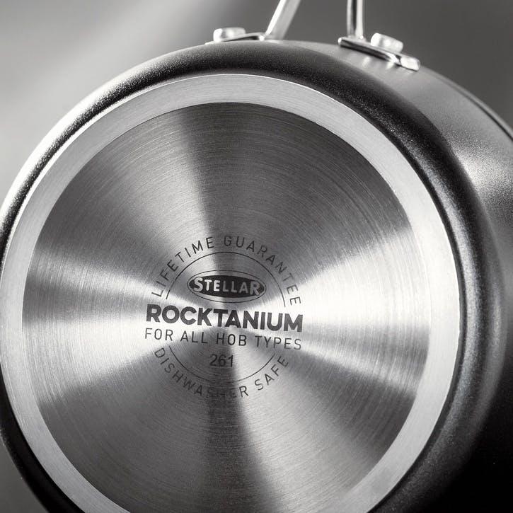 Rocktanium Saucepan, 18cm