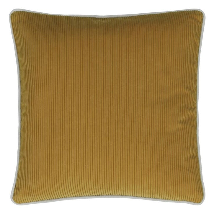 Corda Cushion, H43 x W43cm, Olive