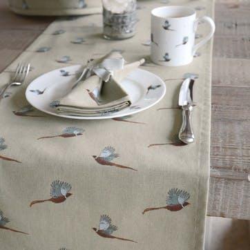 'Pheasant' Table Runner
