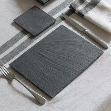 Slate Placemats, Set of 4