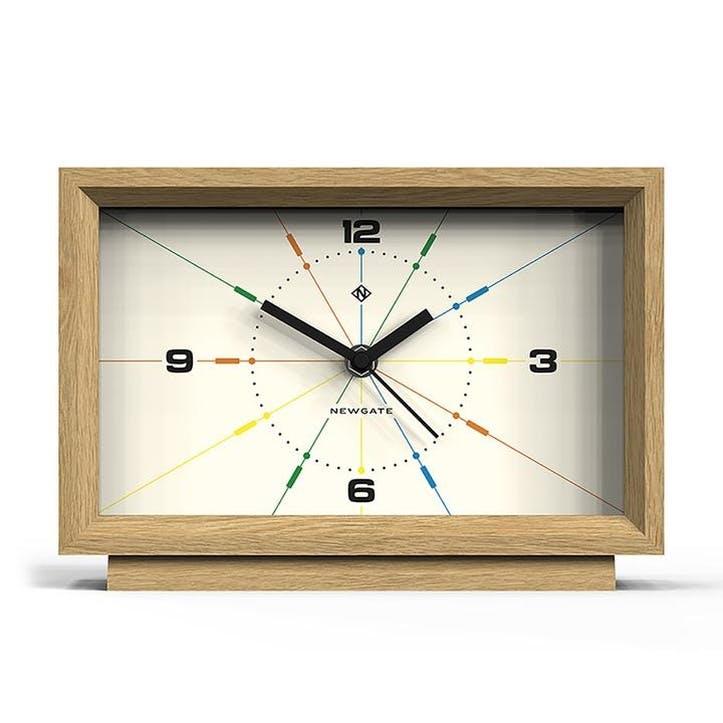 Hollywood Hills Mantel Clock