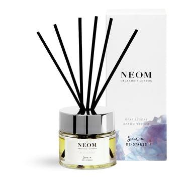 Scent to De-Stress, Reed Diffuser Real Luxury, 100 ml
