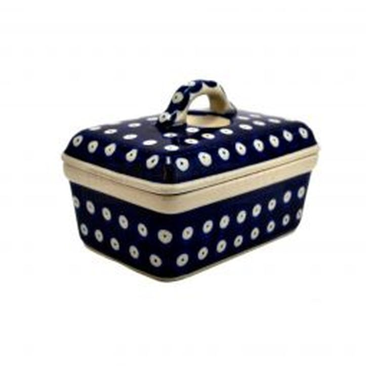 Blue Eyes Butter Box, 14cm
