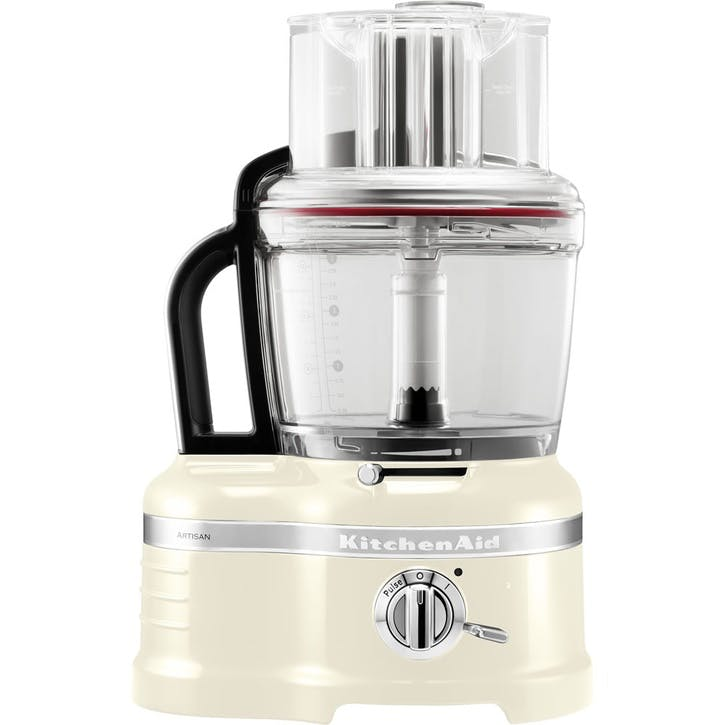 Artisan Food Processor - 4L; Almond Cream