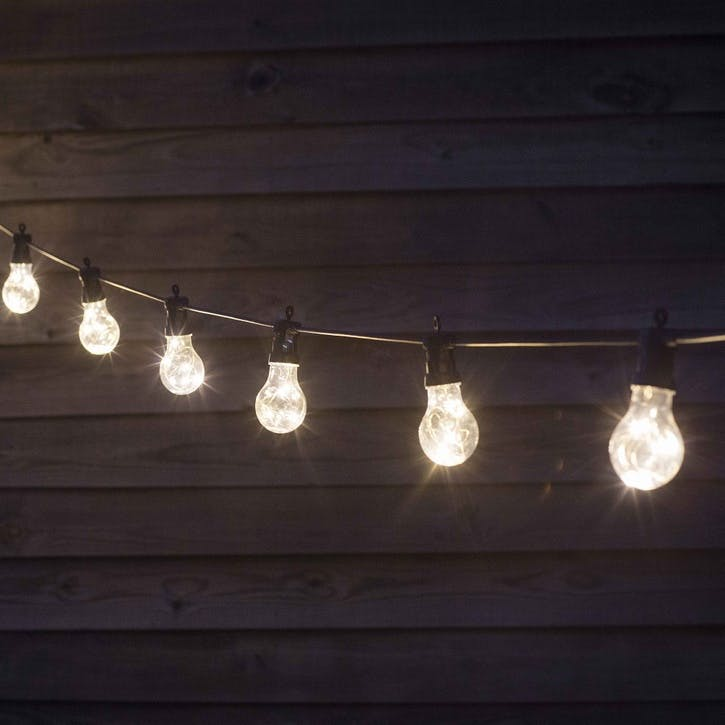 Festoon Lights, 10 Bulbs