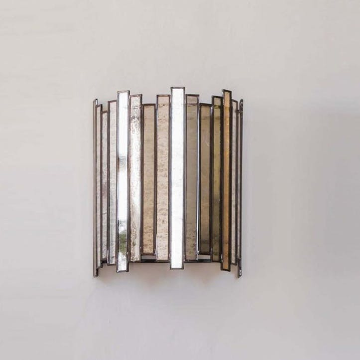 Downton Half Round Wall Sconce