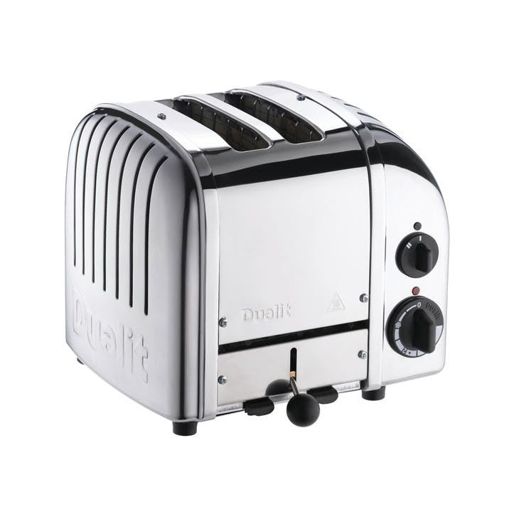 Classic Toaster, 2 Slot; Polished
