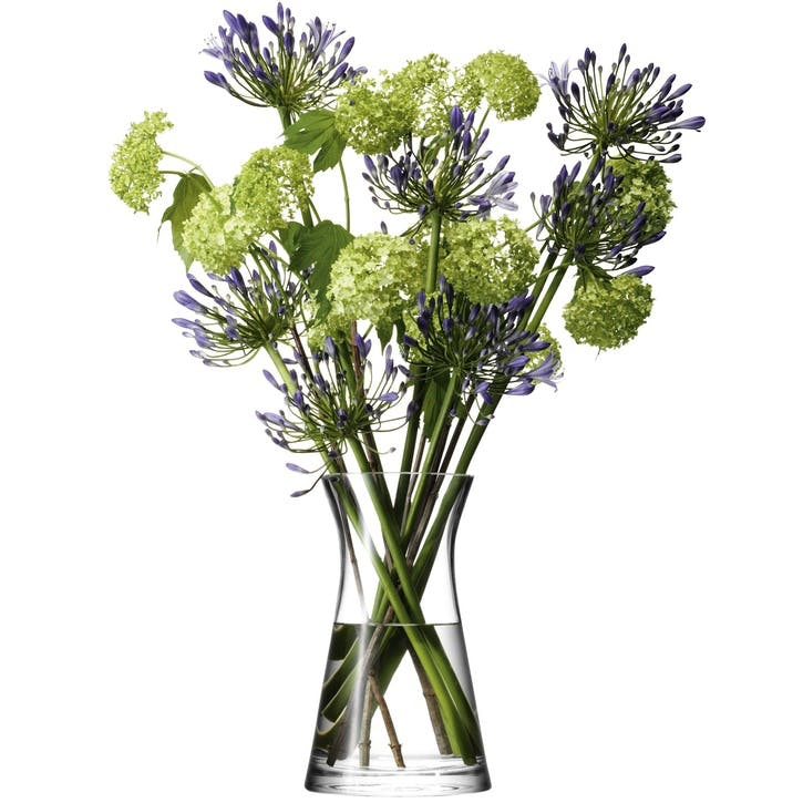 LSA Flower Mixed Bouquet Vase 29cm