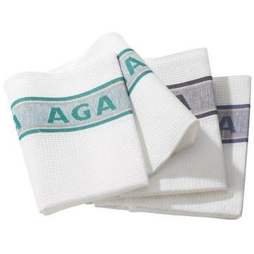 Tea Towel Blue