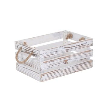 Small Distressed Crate