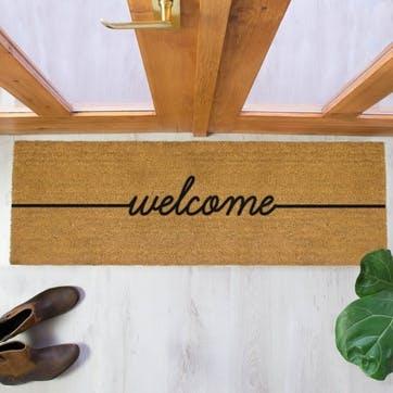 Welcome Patio Doormat