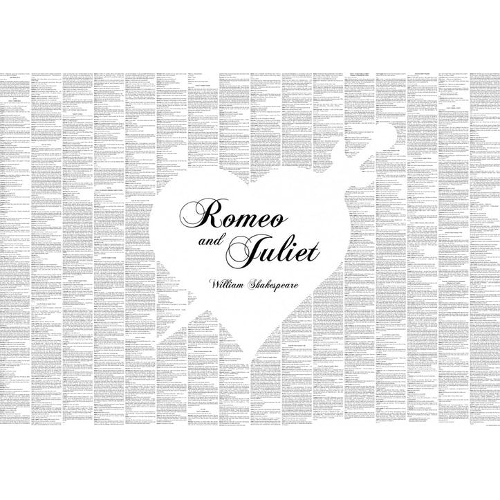 Romeo & Juliet Print