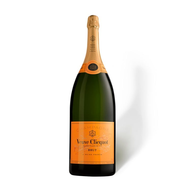 Veuve Clicquot Yellow Label - Salmanazar
