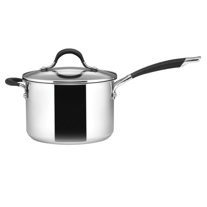 Momentum Stainless Steel Saucepan, 20cm