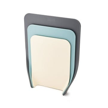 Set of 3 Nesting Chopping Boards, Opal