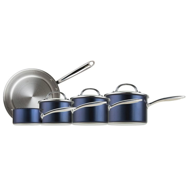Opti-Steel 5 Piece Pan Set