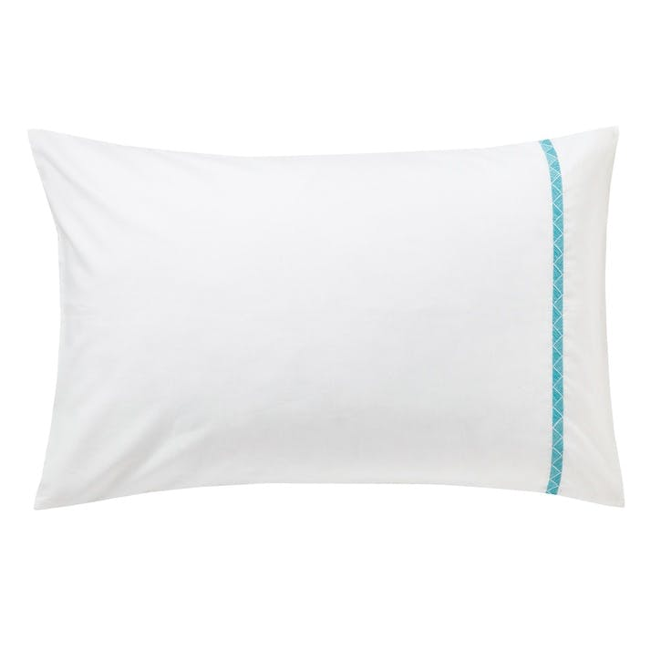 Jackfruit Standard Pillowcase, Eucalyptus