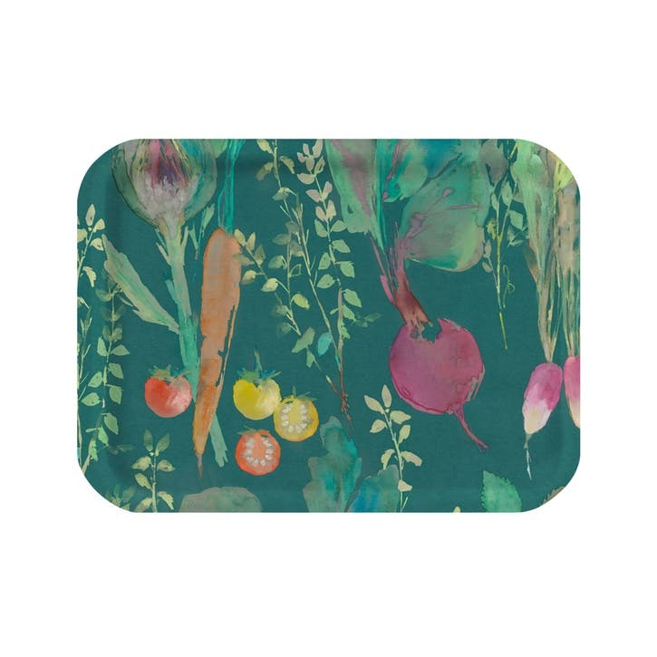 Vegetable Patch Tray, Mini, Chard